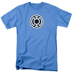 Green-Lantern-BLUE-LANTERN-LOGO-Licensed-Adult-T-Shirt-All-Sizes