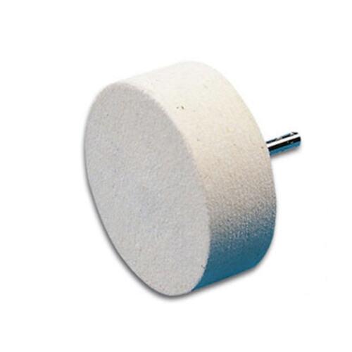 """3/"""" Felt Polishing Wheel for use with Cerium Oxide Polishing Powder"""