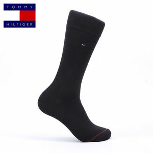 NWT-3-Pair-Tommy-Hilfiger-New-Men-039-s-Socks-Casual-Cotton-Size-10-13-22color-total