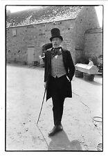 Photo originale Philippe Clay Un bon petit diable La Comtesse de Ségur tournage