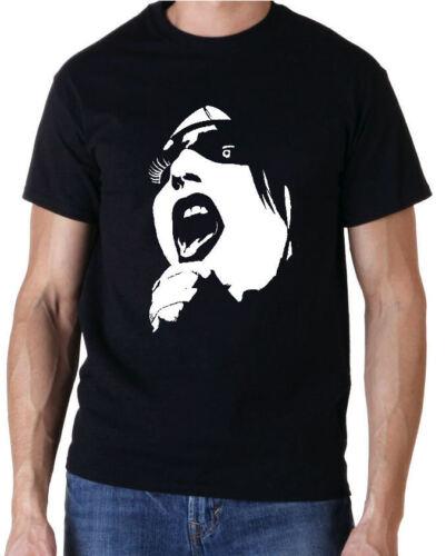 Marilyn Manson Rock Goth Music T-Shirt