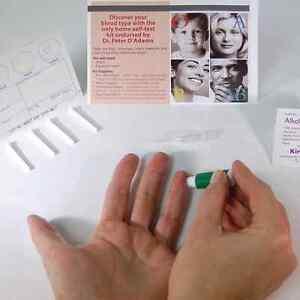 Eldon-Home-Blood-Group-Type-Test-Testing-Kit