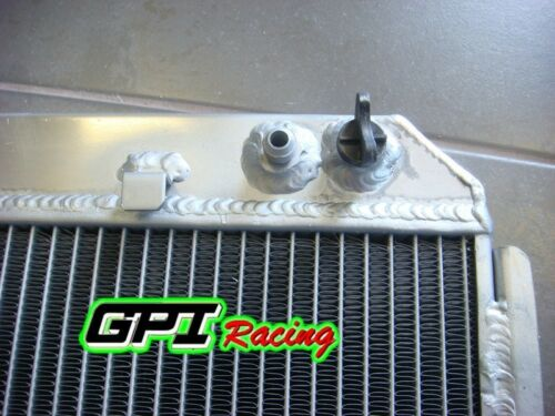 GPI 3Core Aluminum Radiator For For Toyota Hilux surf KZN130 1KZ-TE 3.0 TD 93-96