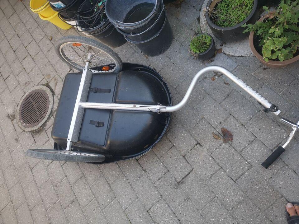 cykelanhænger/trækvogn