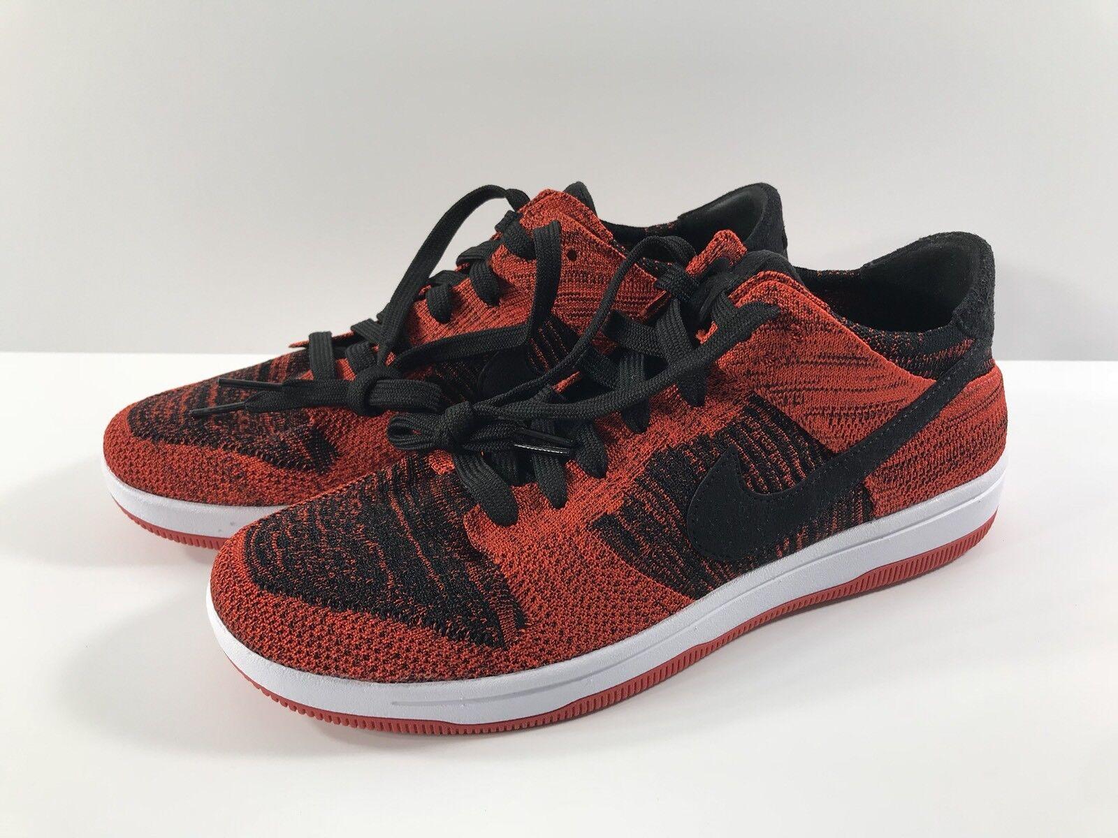Nike 9,5 maschile flyknit caviglia alta schiacciare basket scarpa 9,5 Nike 917746 004 b53bfe