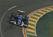"Felipe Nasr ""Sauber 2016"" Autogramm signed 20x30 cm Bild"