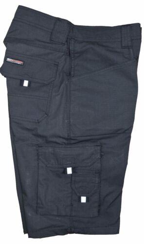Men/'s Tuff Stuff Work Shorts Heavy Duty Cargo Combat Pockets