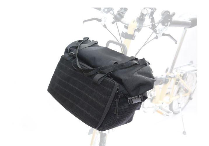 bicicletta borsa Brompton Touring borsa davanti autorier Block T borsa Shoulder borsa Cover