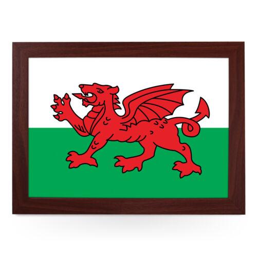 Pays de galles drapeau dragon gallois-personnalisé rembourré genoux plateau supporte d/'ordinateur portable L0237
