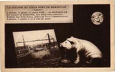 CPA La Sardine du Vieux port de Marseille (186039)