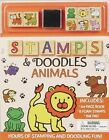Stamps & Doodles: Animals by Silver Dolphin (Mixed media product, 2013)