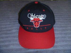 MENS-VINTAGE-TWINS-ENTERPRISE-CHICAGO-BULLS-BASEBALL-CAP-HAT-NBA-SNAPBACK
