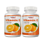 Vitamin-C-1000-MG-High-Dose-Vitamin-C-360-Tablets-2-Bottles-MADE-IN-UK thumbnail 1