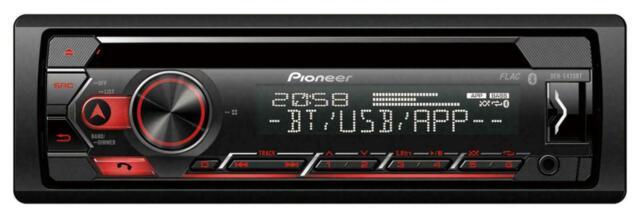 Ford Focus auto estéreo radio reproductor de CD de Pioneer MP3 con entrada AUX frontal USB