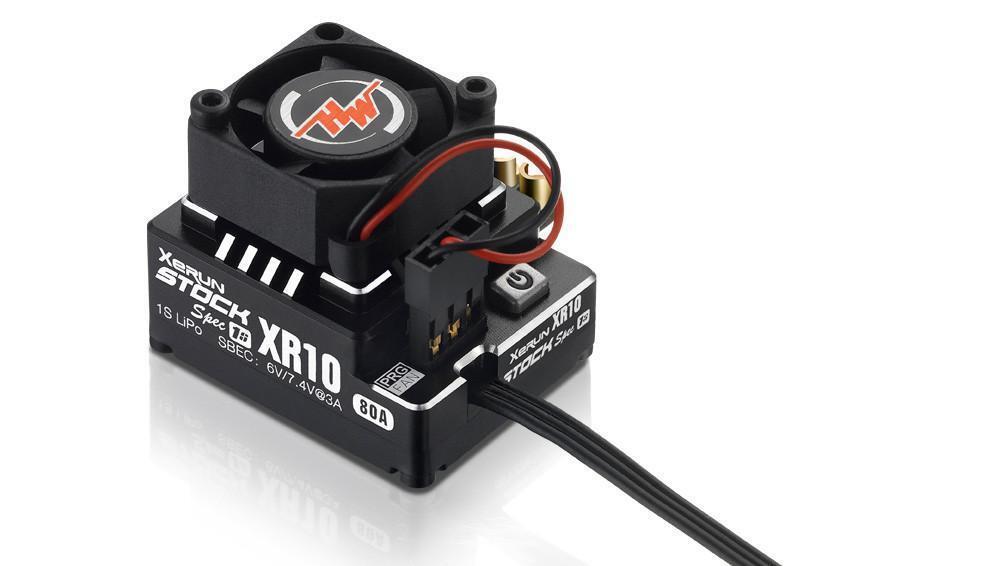 30112401 Hobbywing XR10 Pro Stock Spec 2S ESC Speed Controller-garantía estadounidense