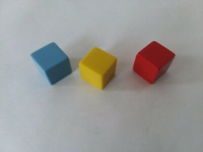Pictionary First Edition 1985 Replacement (3) Player Color ...