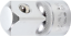 "BGS Steckschlüssel-Adapter 12,5 mm 3//4/""/"" 1//2/""/"" - Außenvierkant 20 mm"