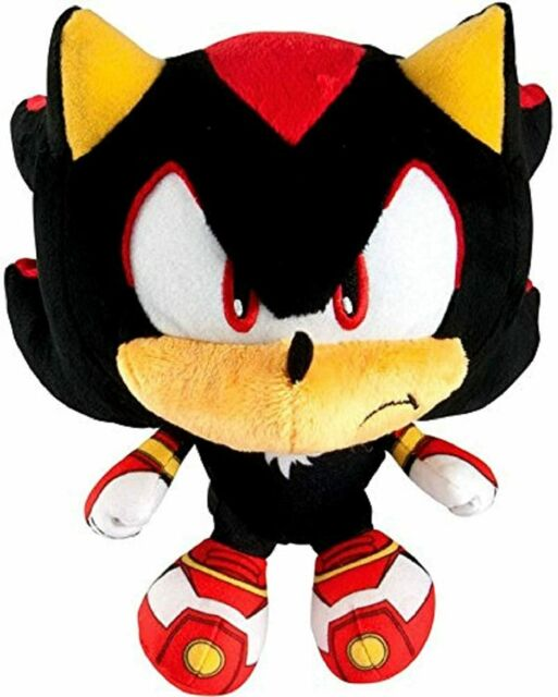 Great Eastern 12 Inch Shadow Sonic The Hedgehog Plush Ge8967 For Sale Online Ebay
