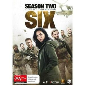 Six-Season-2-Dvd-2019