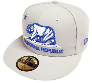 Republic Edition Fitted 59fifty Blue California New Cap Era Limited 5950 Grey AqEn8vwZxU
