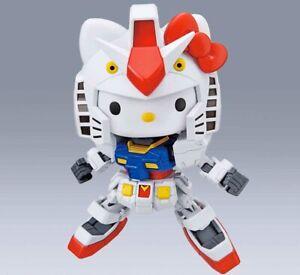 SD EX-STANDARD SHIPPED FAST! Sanrio Hello Kitty // RX-78-2 GUNDAM Imported