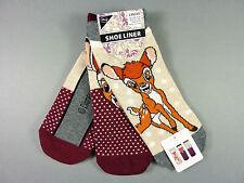 NEU Disney Bambi Klopfer 3 Paar Sneaker Socken Kurzsocken Socks 37 - 42 Primark