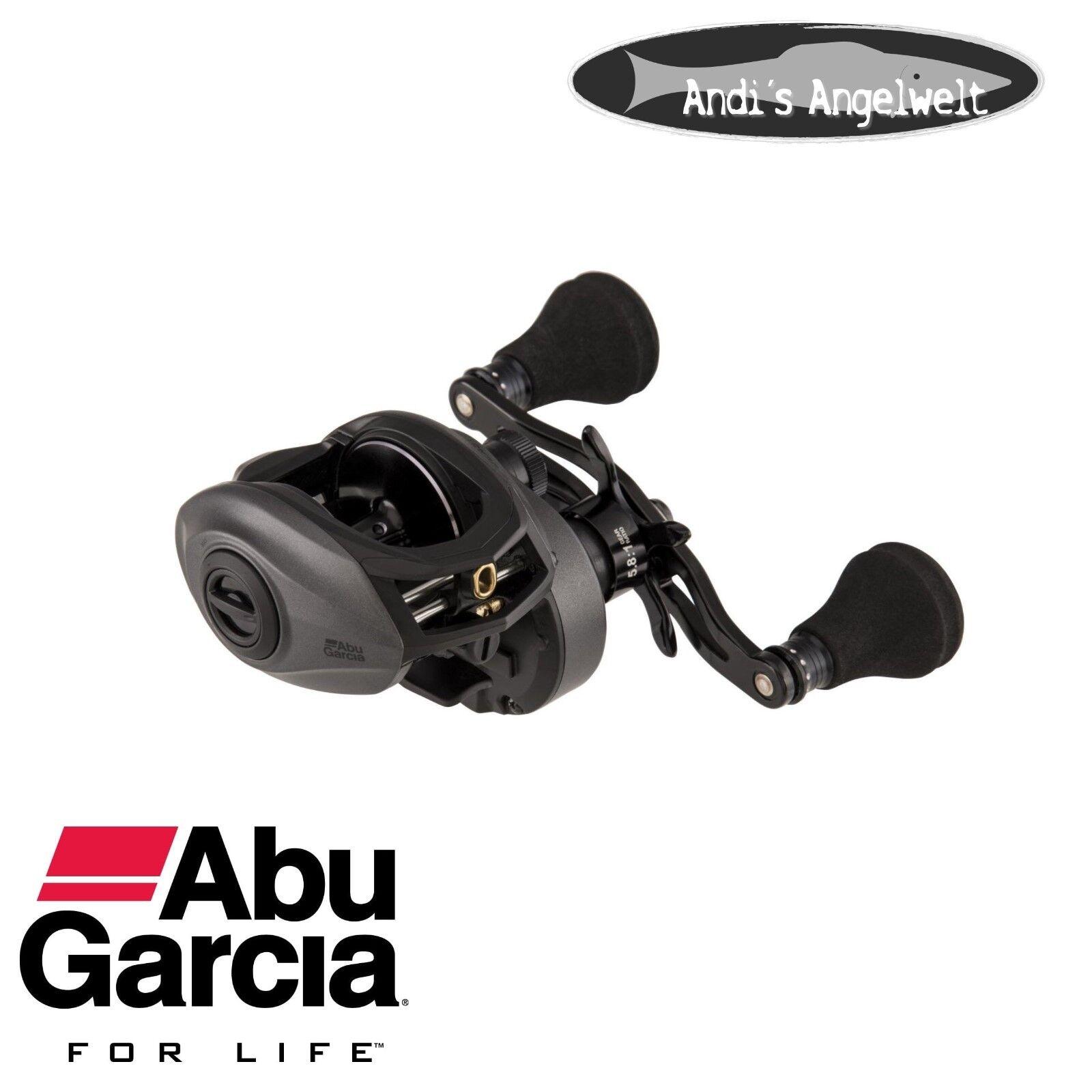 Abu Garcia Revo Beast 41-l baitcastrolle izquierda mano modelo novedad precio de acción