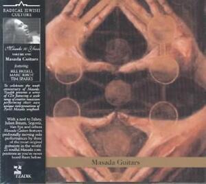 JOHN-ZORN-MASADA-GUITARS-NEW-CD