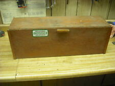 Custom built reloading die bench organizer cabinet Redding