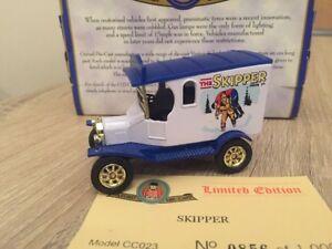 Oxford-Diecast-The-Skipper-Comic-Cuts-Ford-Model-T-Van-CC023-Limited-Edition