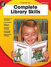 Complete Library Skills, Grade K-2: Language Arts by Instructional Fair (Paperback / softback, 2004)