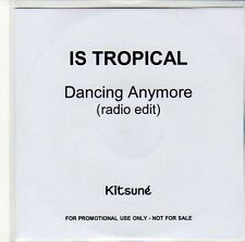 (ED558) Is Tropical, Dancing Anymore - 2013 DJ CD