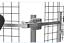 8 BOW HEAVY DUTY METAL MULTI-DIRECTIONAL VHF UHF OUTDOOR HD TV ANTENNA OTA 8 BAY