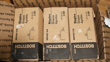 """Stanley Bostitch SW7437 5//8/"""" Staples Box Of 2400 FREE SHIPPING"""