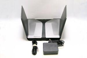 NETGEAR RAX80  Nighthawk AX8 Dual-Band 8-Stream Wi-Fi 6 Router AX6000