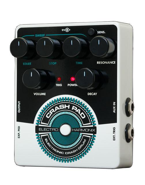 Electro Harmonix crash pad-Electronic Crash Crash Crash drum effect  la red entera más baja
