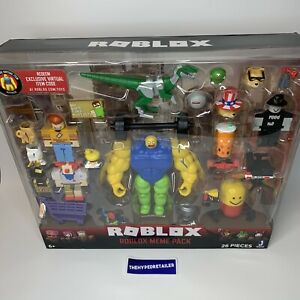 Despacito Roblox Memes Roblox Meme Pack 26 Piezas Codigo De Articulo Virtual Nuevo Raro Despacito Serie 8 Ebay