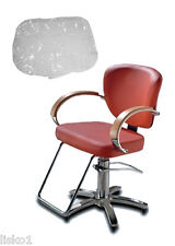 Takara Belmont LIBRA Styling Chair Vinyl Chair Back Cover (CLEAR)