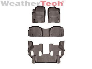 Weathertech Floor Mats Floorliner For Qx56 Qx80 Armada