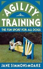 Agility Training: The Fun Sport for All Dogs (Howell reference books)-ExLibrary