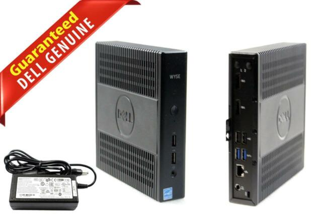 Dell Wyse 5060 AMD GX-424CC 2.4GHz 4GB Ram 8GB SSD Wifi Thin Client H0C1T-SP-SSS