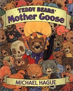 Teddy-Bears-Mother-Goose-by-Michael-Hague