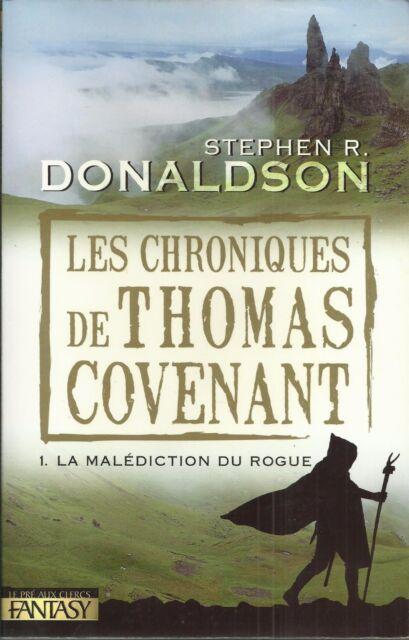 Les Chroniques de Thomas Covenant, Tome 1 : La Malédicti...   Livre   d'occasion