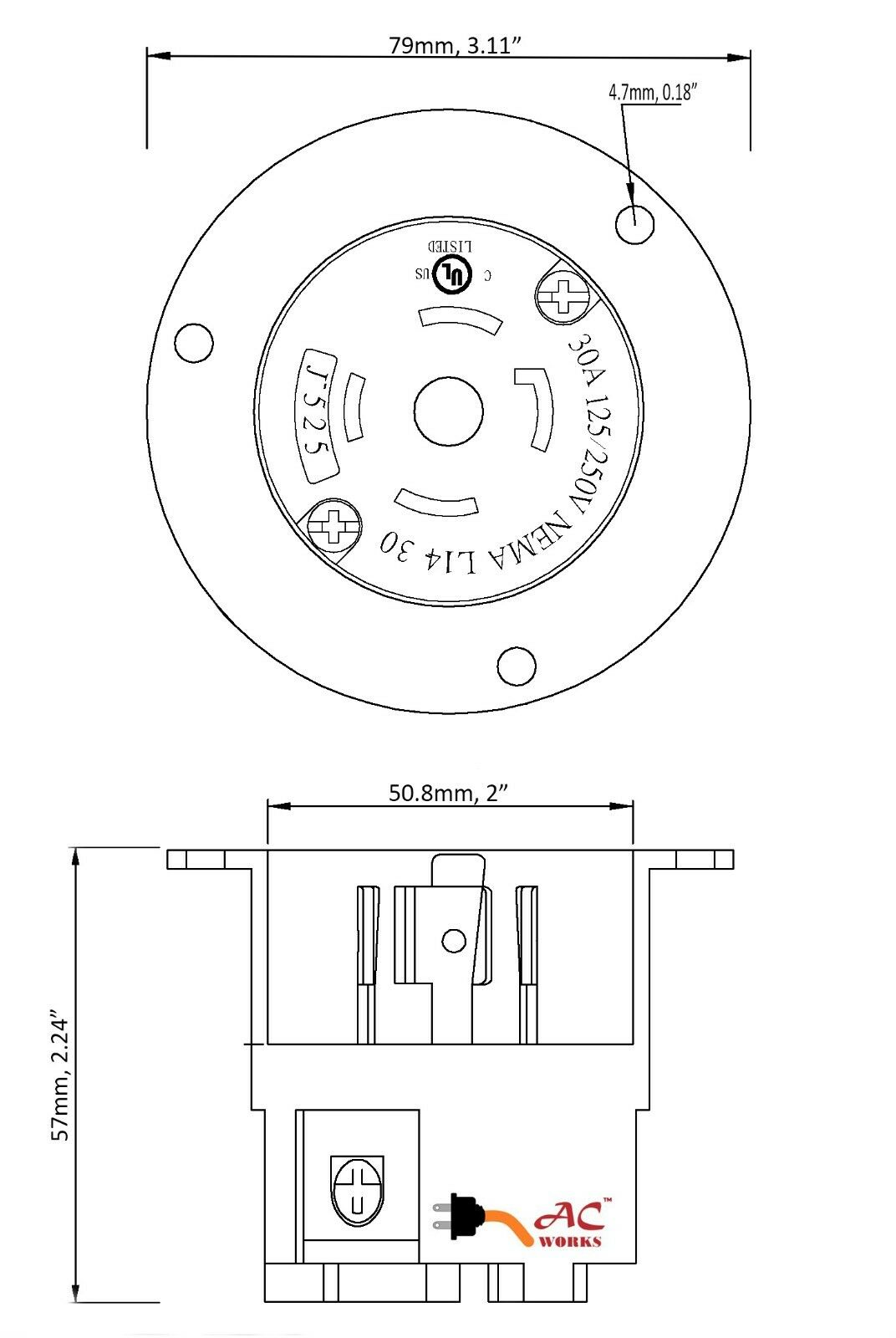 diagram wiring l14 30 30a 6 spikeballclubkoeln de Motor Wiring Diagram l14 30r wiring diagram database rh 9 itsforthebaby l14 30p wiring diagram l14