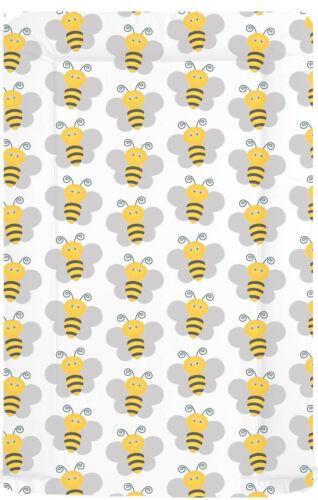 BABY CHANGE CHANGING MAT Nursery Range Baby Shower Gift Buzzy Bee