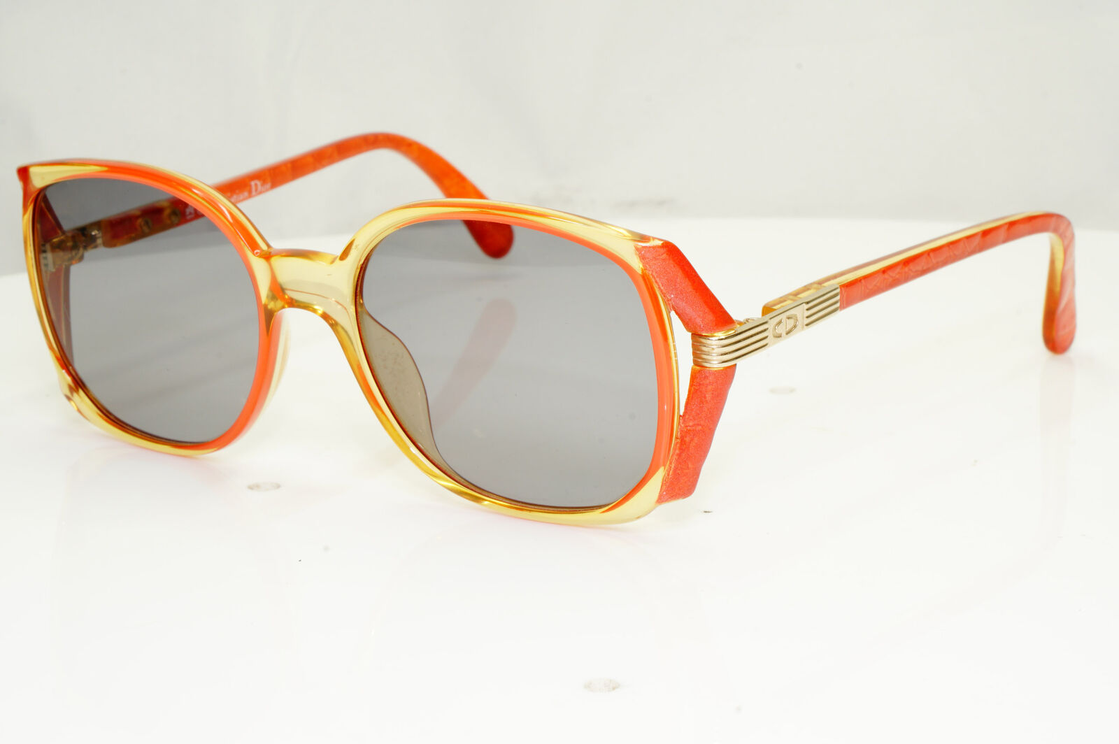 Authentic Christian Dior Vintage Sunglasses 1990s Germany Red 2366 30 33344