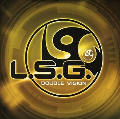 L.S.G. - Double Vision [New CD] UK - Import