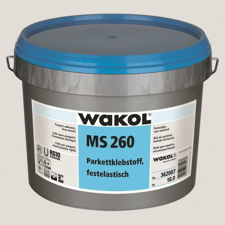 Wakol MS 260 5 Eimer á 18kg Polymer Parkettklebstoff, festelastisch ( /kg)