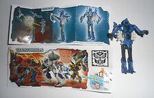 ARCEE Kinder Merendero Surprise Sorpresa Transformers + Cartina MPG FT181 BPZ