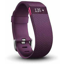 Fitbit 8122967 Charge HR - Small - Plum